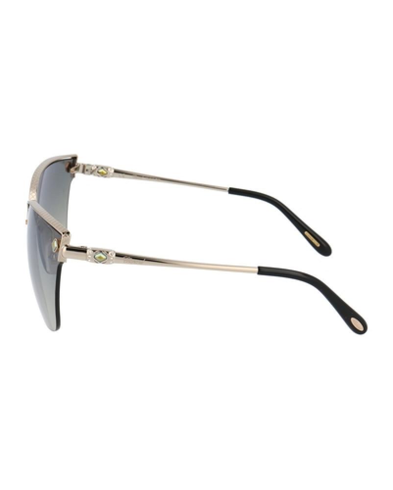 احسن نظارات شوبارد نسائية شمسية - شكل غير منتظم - زكي