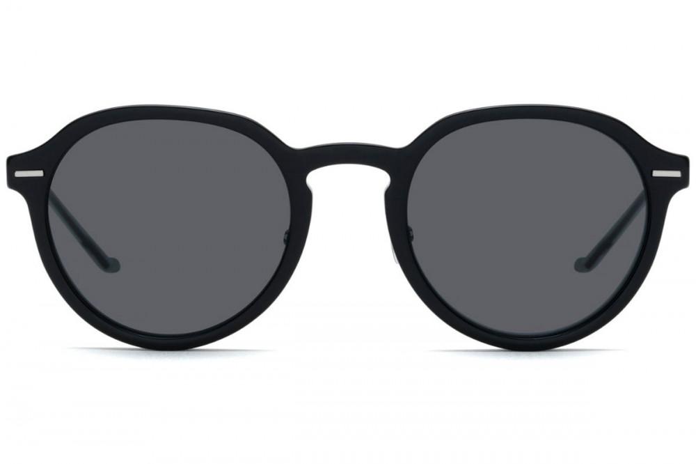 افضل نظارة ديور شمسية للرجال - شكل دائري - لون أسود - زكي للبصريات