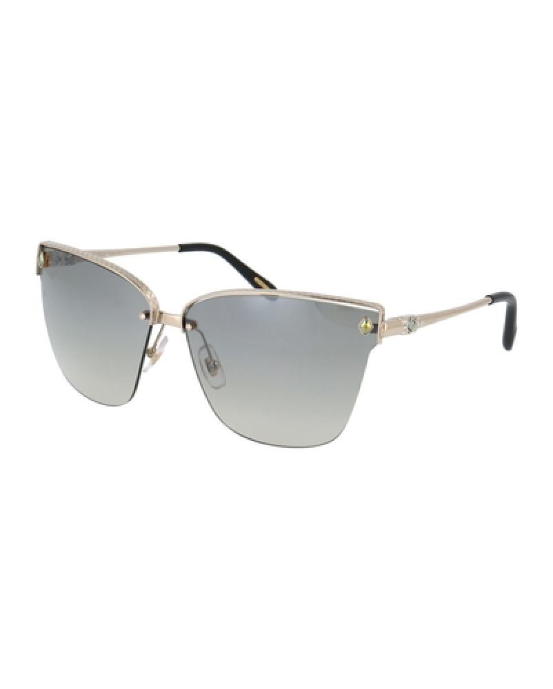 نظارات شوبارد نسائية شمسية - شكل غير منتظم - زكي