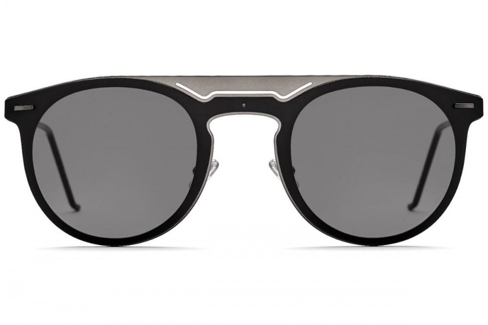 افضل نظارة ديور هوم شمسية للرجال - افياتور - لون أسود - زكي للبصريات