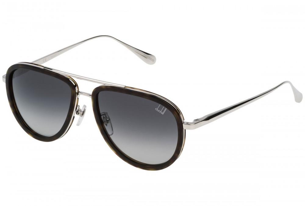 نظارات دنهل شمس رجالية - افياتور - لون أسود - زكي للبصريات