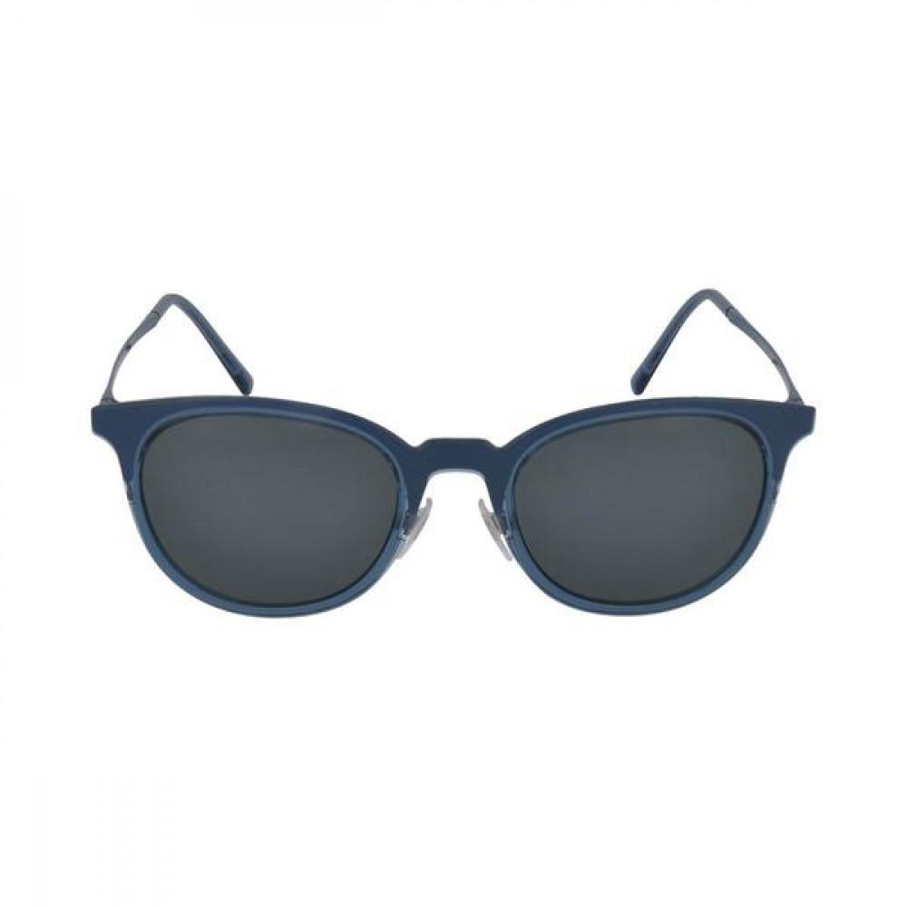 شراء نظاره بربري شمسيه للرجال - دائرية - كحلي - زكي