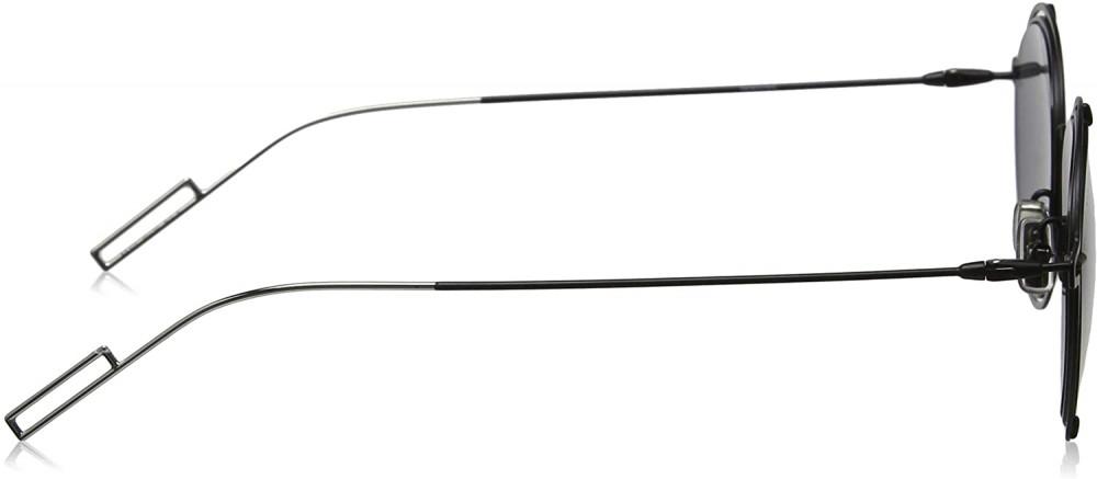 شراء نظارة ديور شمسية للجنسين - شكل دائري - لون أسود - زكي للبصريات