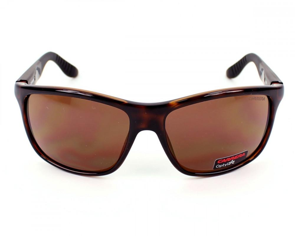 سعر نظارة كاريرا شمسية للرجال - شكل مستطيل - لون تايقر - زكي للبصريات