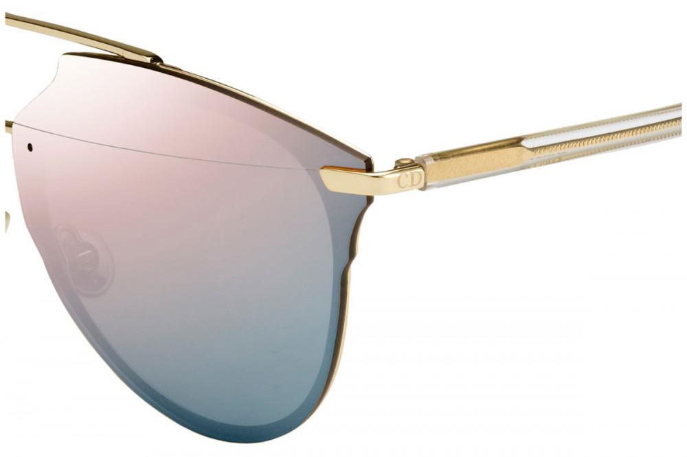شراء نظارة ديور هوم شمسية للجنسين - كان أي - لون ذهبي - زكي للبصريات