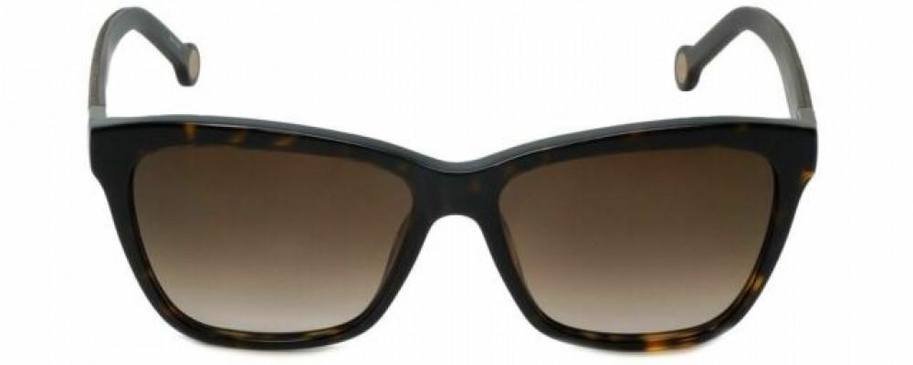 افضل نظارات كارولينا شمسية للنساء - شكل مستطيل - لون تايجر - زكي