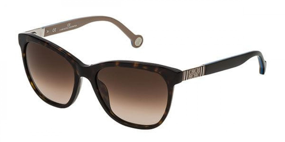 نظارات كارولينا شمسية للنساء - شكلها مربع - لون تايقر - زكي