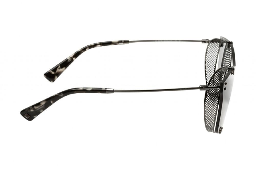 سعر نظارة فالنتينو شمسية للنساء - كات أي - لون رمادي - زكي للبصريات