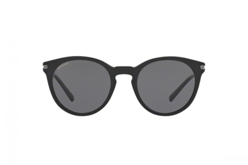 سعر نظارة بولغاري شمسية للجنسين - شكل دائري - لون أسود - زكي للبصريات
