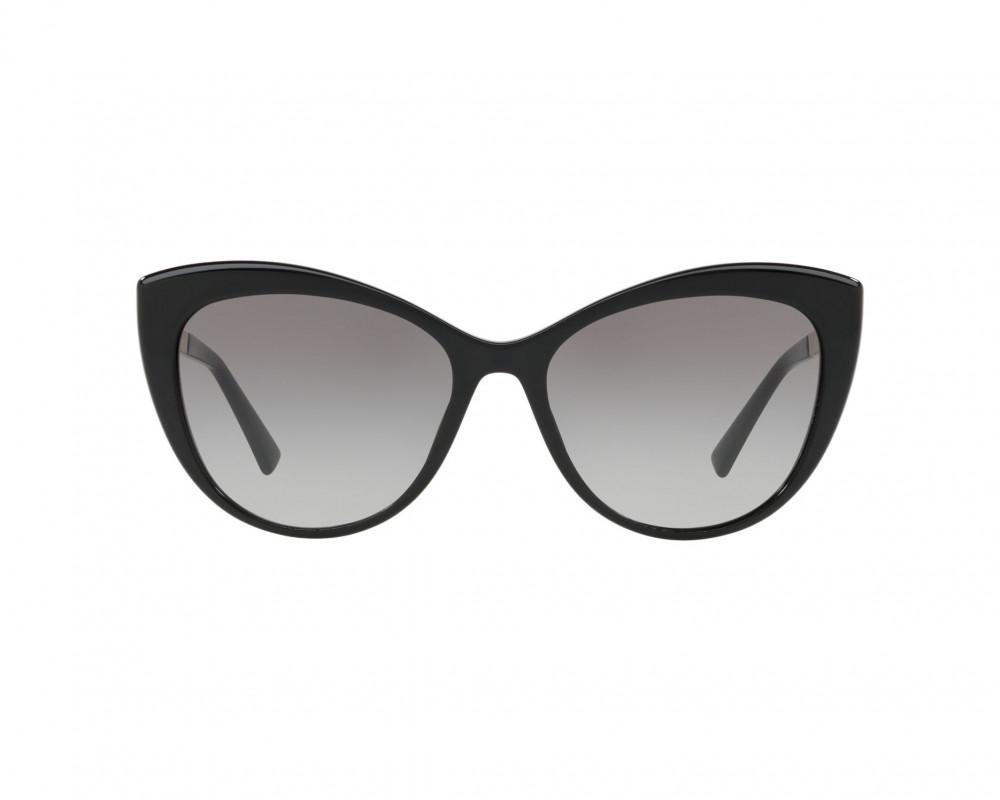 شراء نظارات شمسية نسائية فرزاتشي - كات اي - لون اسود - زكي للبصريات