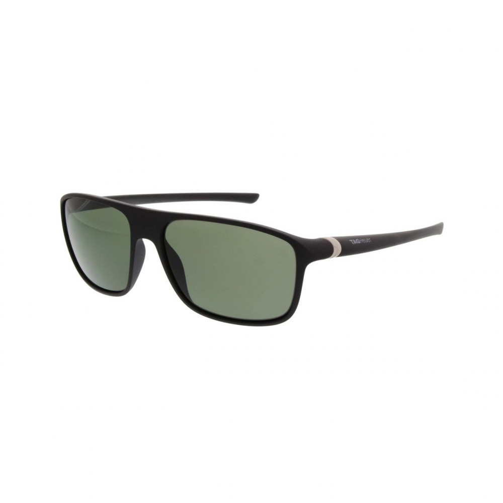 نظارات تاق هيور شمسية للرجال - أسود - زكي للبصريات