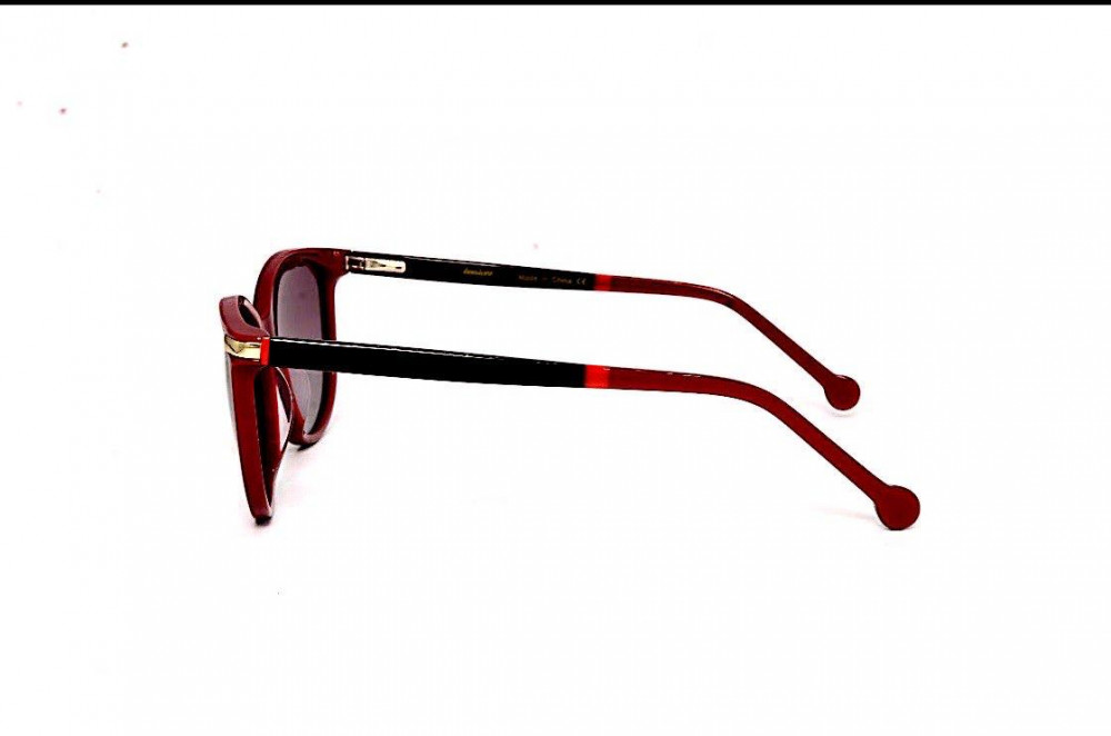 شراء نظارة لومير شمسية للنساء - شكل كات أي - لون أحمر - زكي