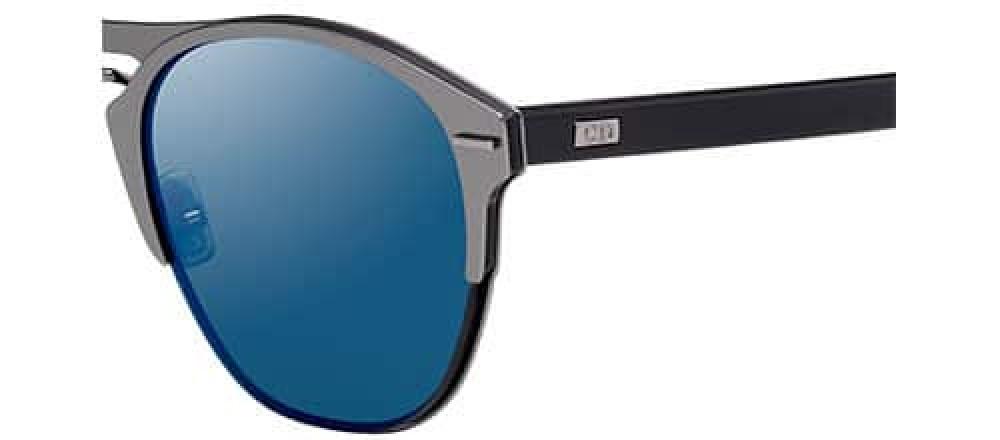 احسن نظارة ديور شمسية للرجال - افياتور - لون فضي - زكي للبصريات