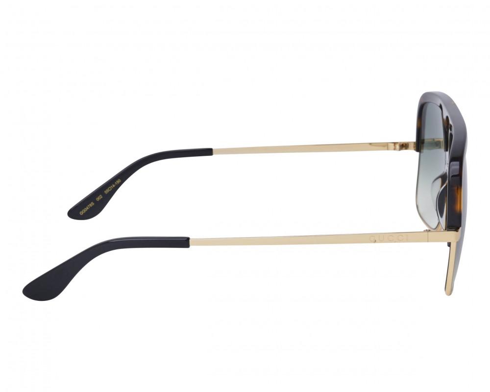 سعر نظارة قوتشي شمسية للرجال - شكل مربع - تايقر - زكي للبصريات