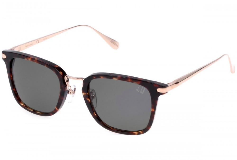 نظارات دنهل شمسيه للجنسين - شكل مستطيل - لون تايقر - زكي للبصريات