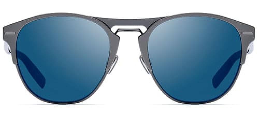 افضل نظارة ديور شمسية للرجال - افياتور - لون فضي - زكي للبصريات