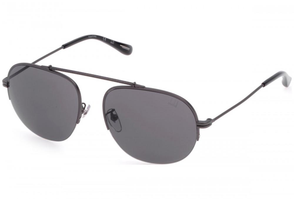 نظارات دنهل شمسية للرجال - افياتور - لون أسود - زكي للبصريات