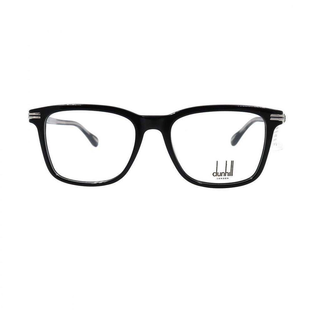 سعر نظارات دنهل شمسية للجنسين - شكل مستطيل - لون أسود - زكي للبصريات