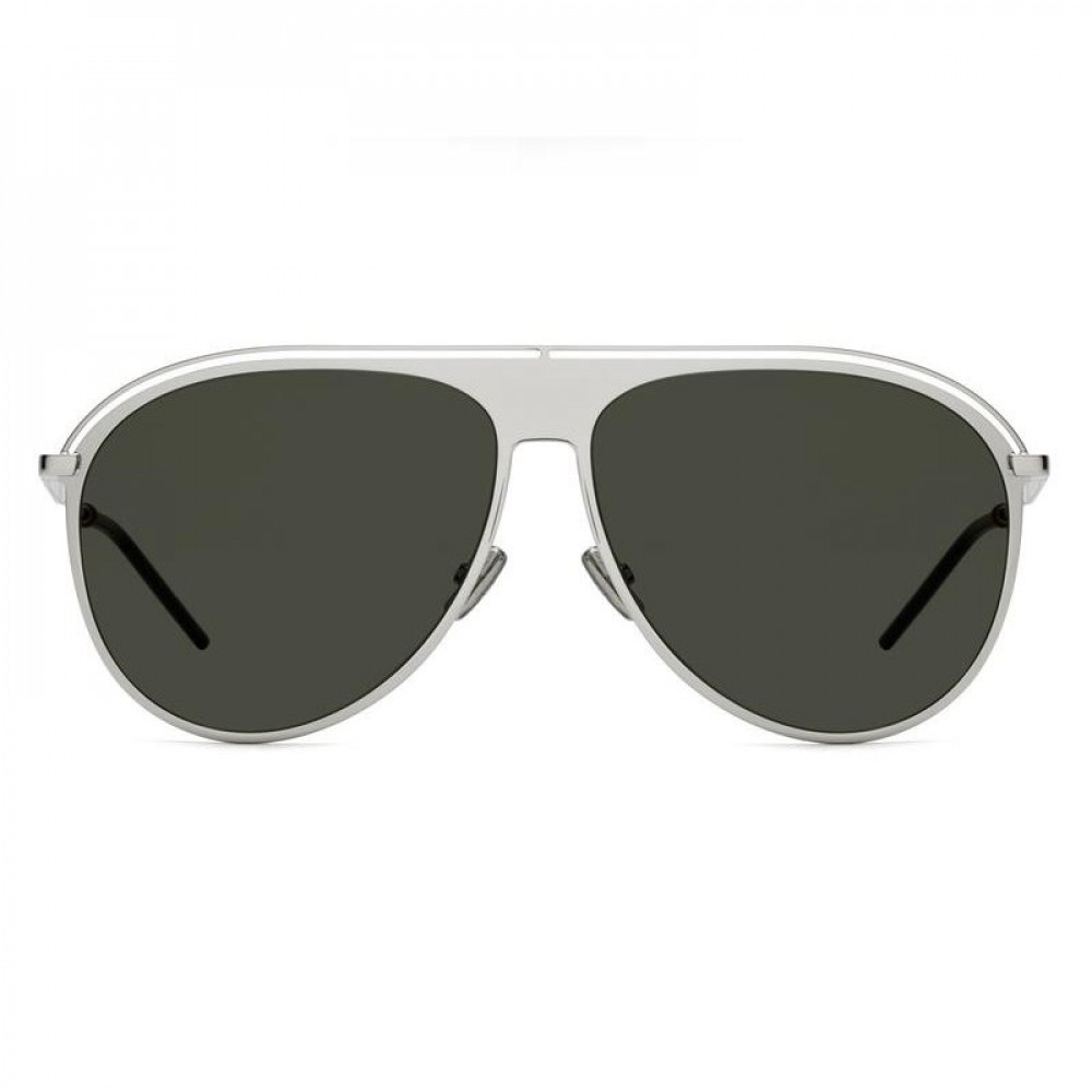 سعر نظارة ديور شمسية للرجال - شكل أفياتور - لون رمادي