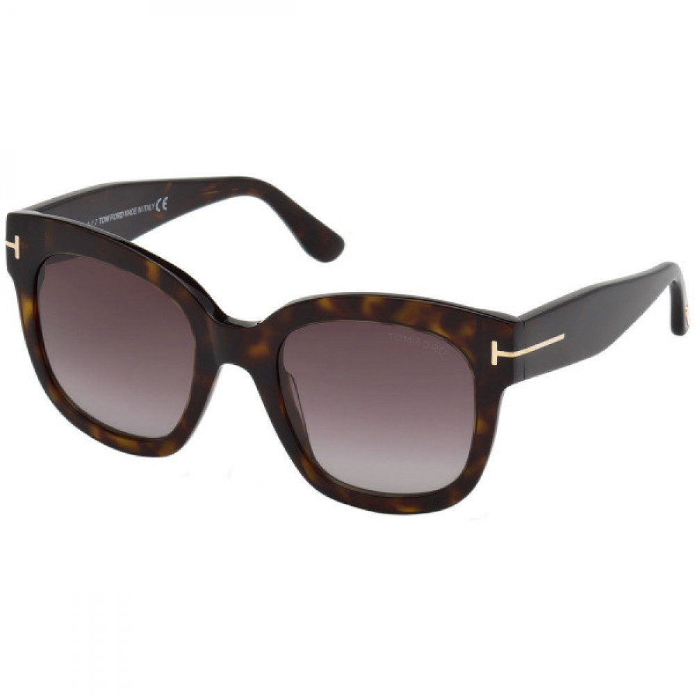 نظارات توم فورد نسائي شمسية - كات أي - لون تايقر - زكي للبصريات