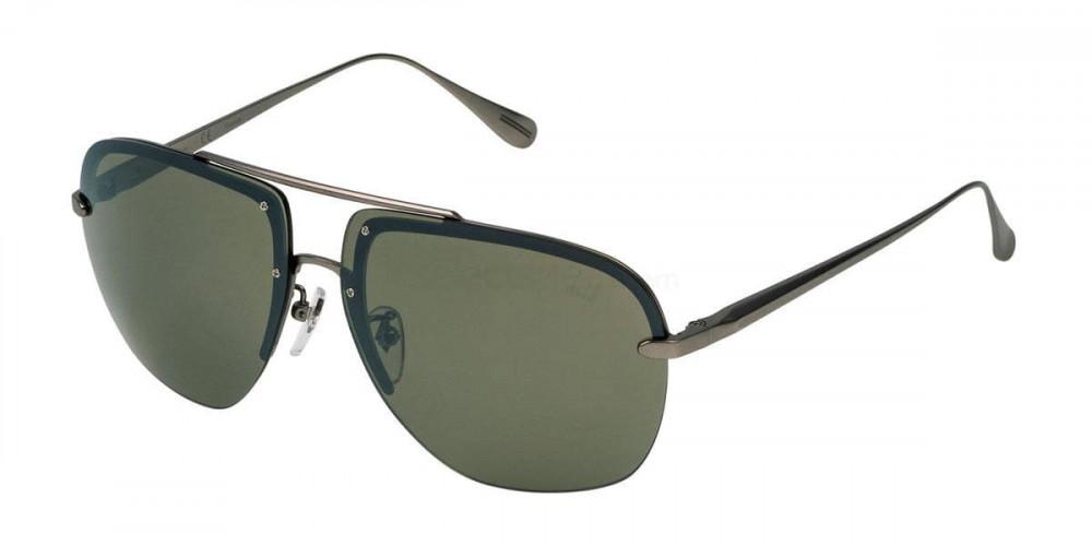 نظارات دنهل شمسيه رجاليه - افياتور - باللون الأسود - زكي للبصريات