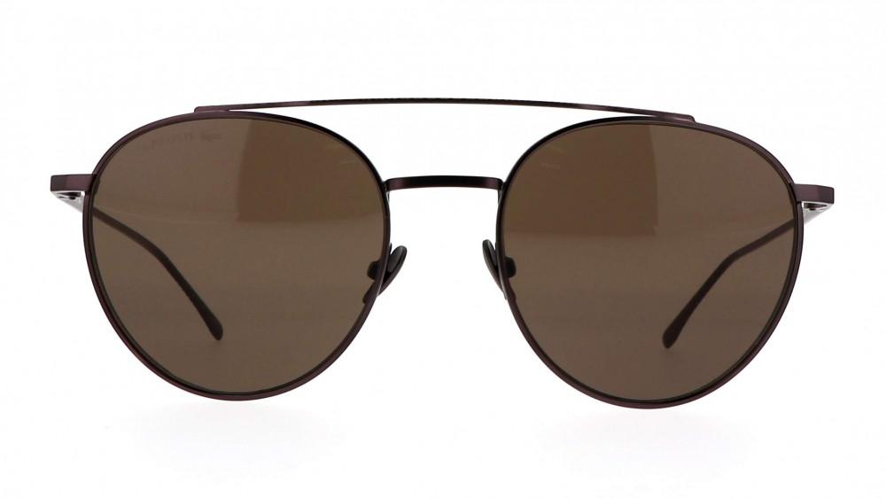 افضل نظارة لاكوست شمسية للحنسين - شكل دائري - لو بني - زكي للبصريات