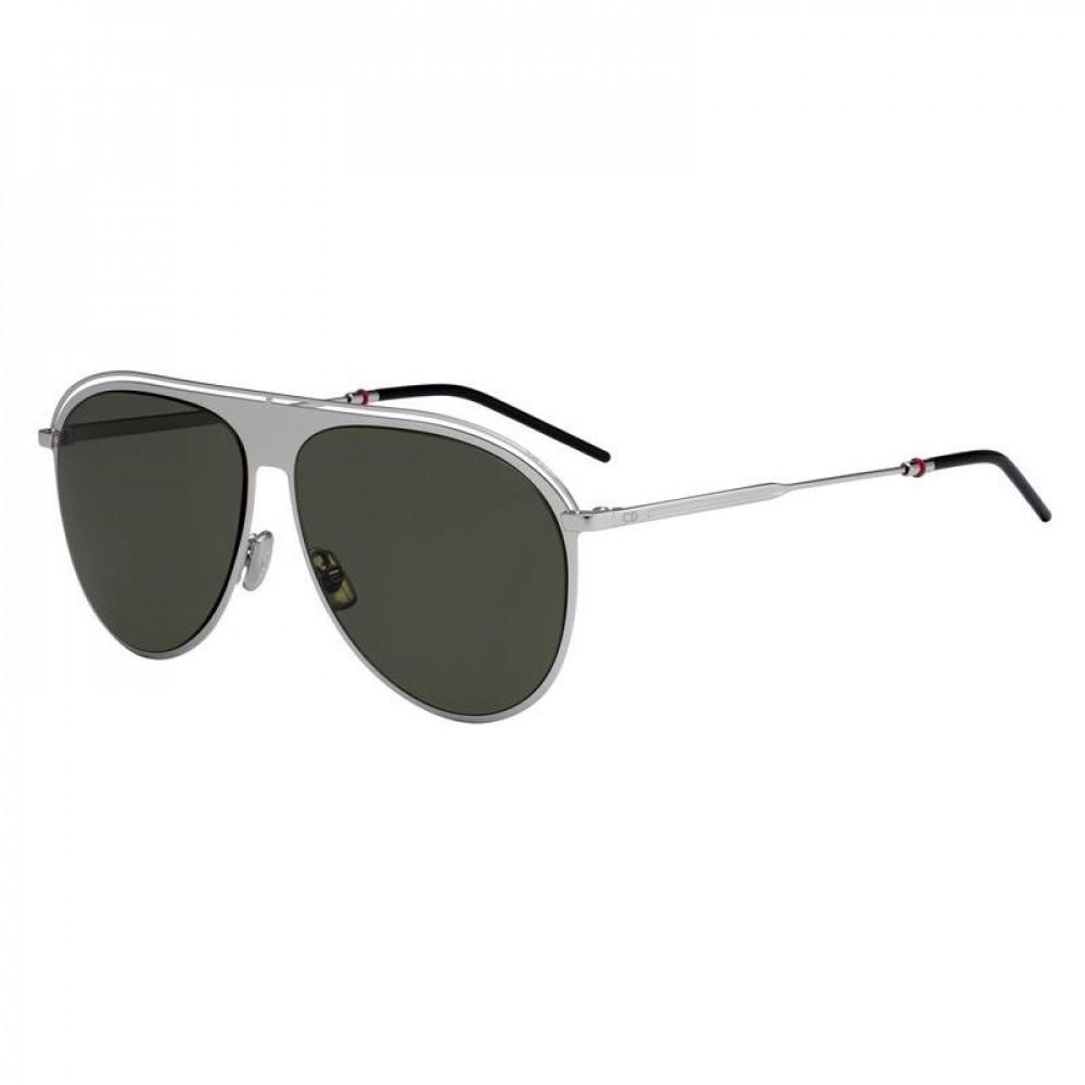 نظارة ديور شمسية للرجال - شكل أفياتور - لون رمادي