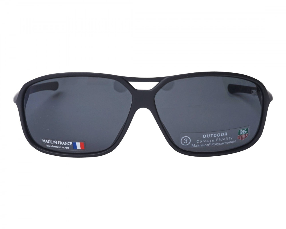 افضل نظارات تاق هيور شمسية للرجال - لون أسود - زكي للبصرياتض