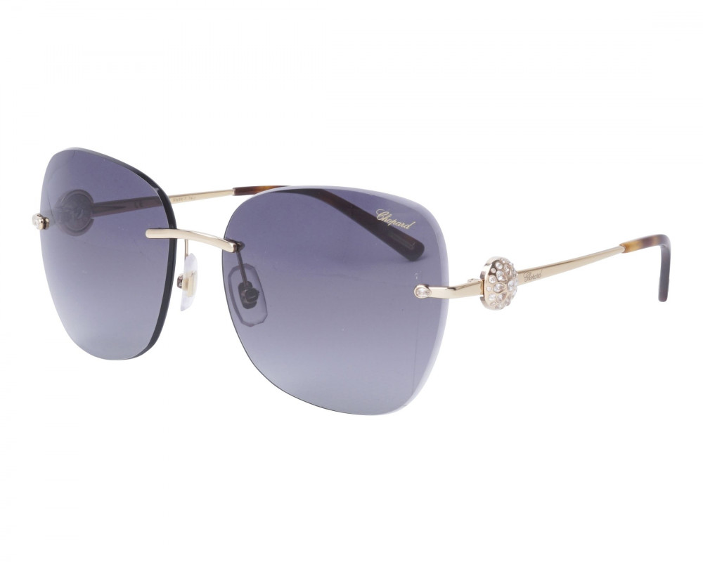 احسن نظارات شوبارد نسائية شمسية - غير منتظمة الشكل - زكي