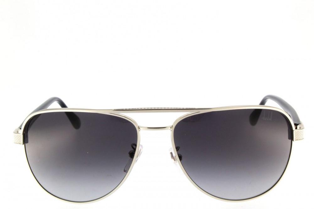 شراء نظارات دنهل شمسية رجاليه - افياتور - لون أسود - زكي للبصريات