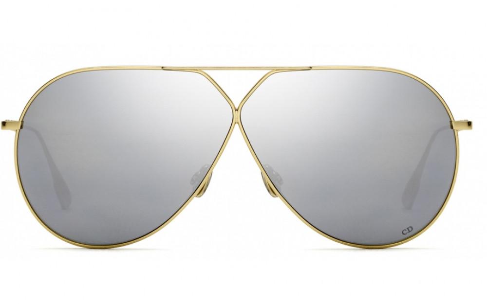 افضل نظارة ديور شمسية للرجال - افياتور - لون ذهبي - زكي للبصريات
