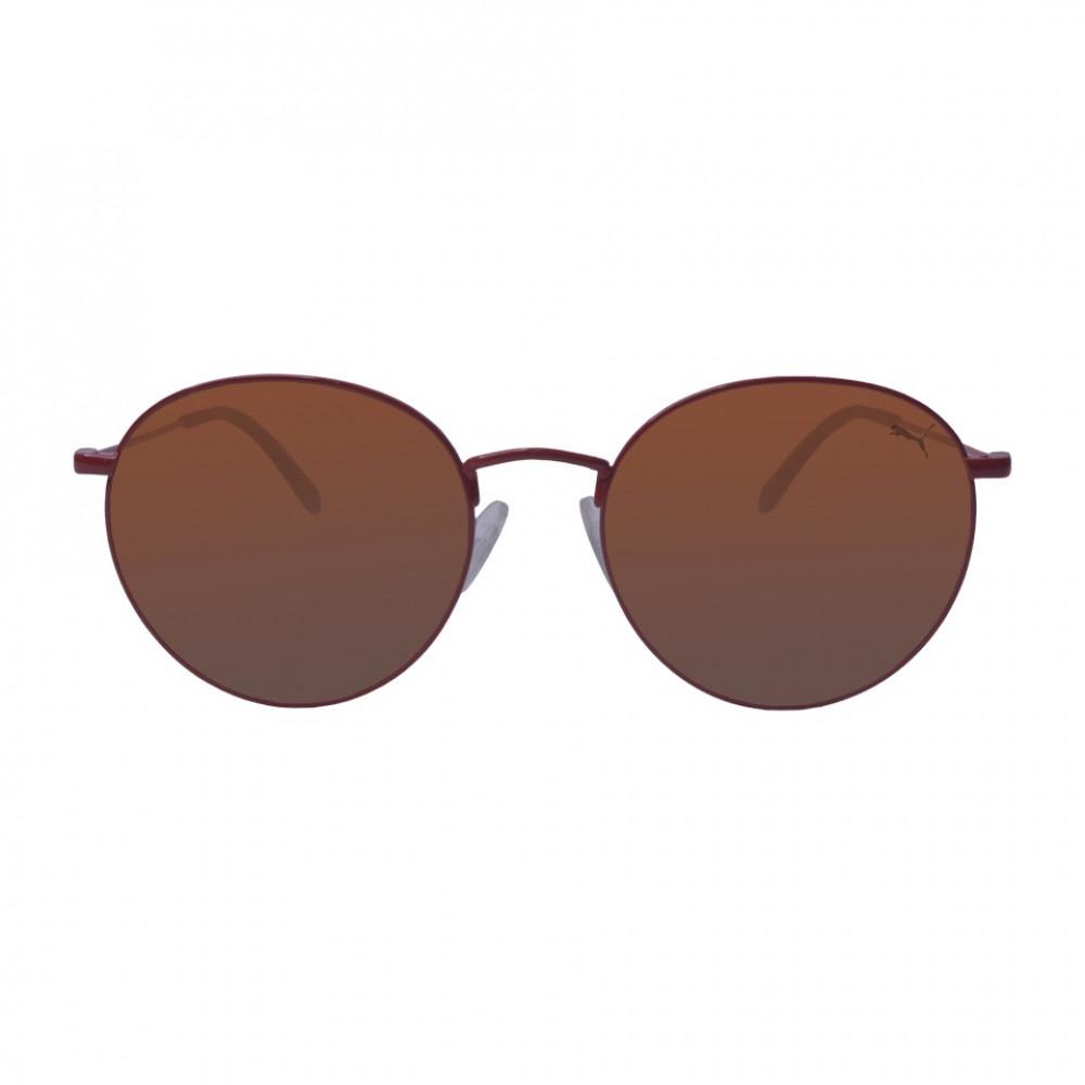سعر نظارات بوما الشمسية للرجال - شكل دائري - لون أحمر - زكي للبصريات
