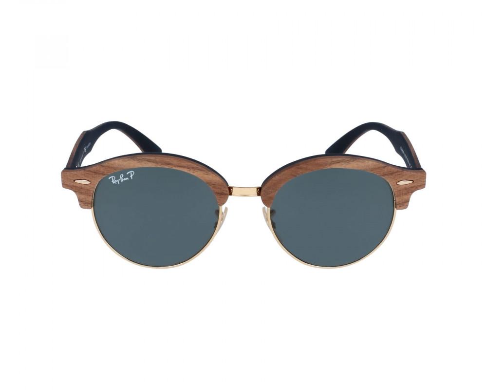 افضل نظارة ريبان شمسية للرجال -  بني - زكي للبصريات