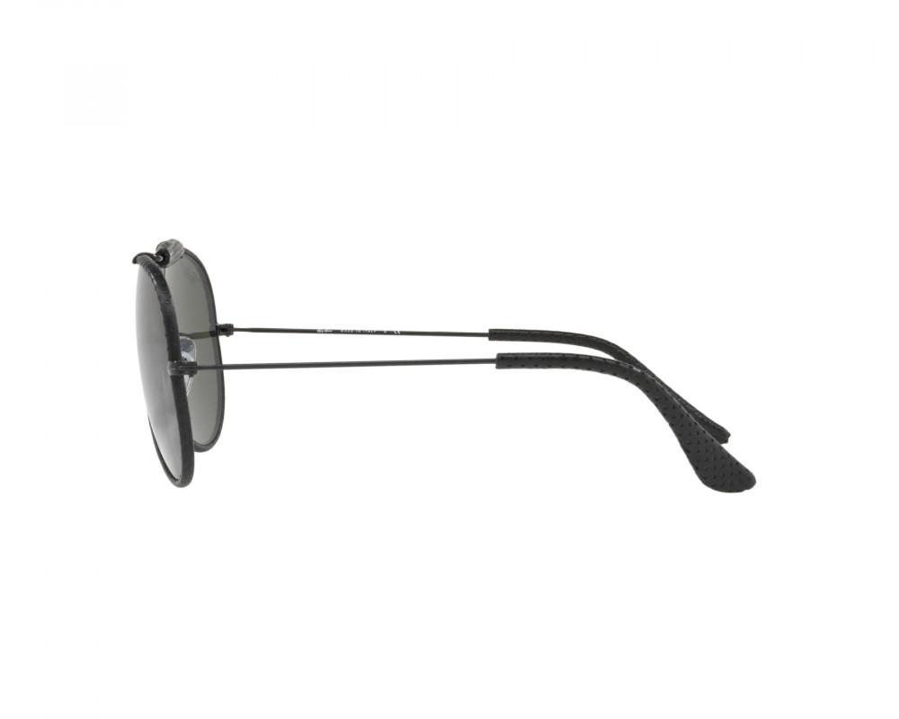 احسن نظارة ريبان شمسية للرجال - اسود - افياتور - زكي للبصريات