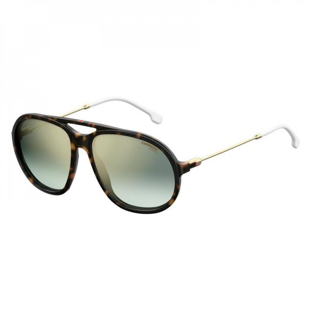 نظارة كاريرا شمس للرجال - شكل افياتور - لون تايقر - زكي للبصريات