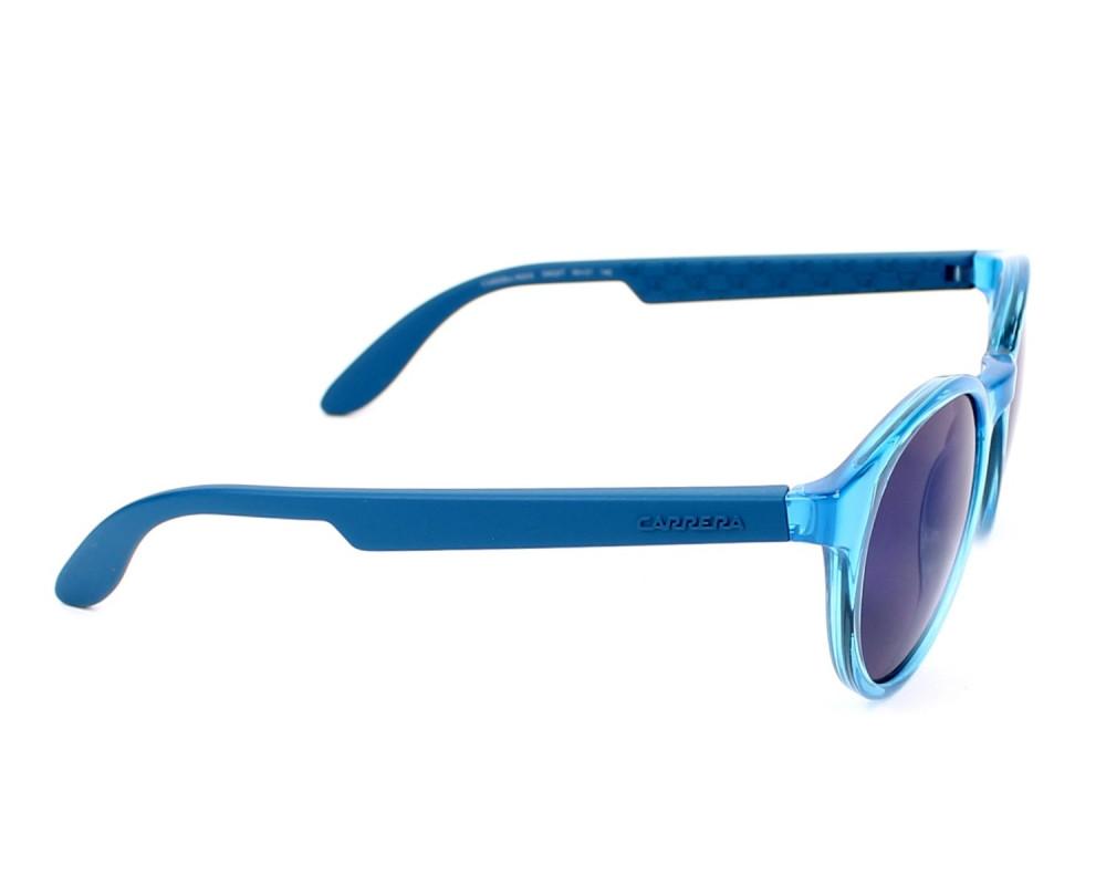 شراء نظارة كاريرا شمسية للرجال - شكل دائري - لون ازرق - زكي للبصريات
