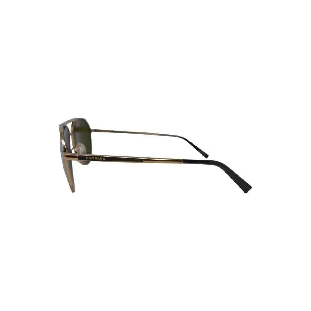 سعر نظارة شوبارد شمسية للرجال - شكل افياتور - لون فضي - زكي للبصريات