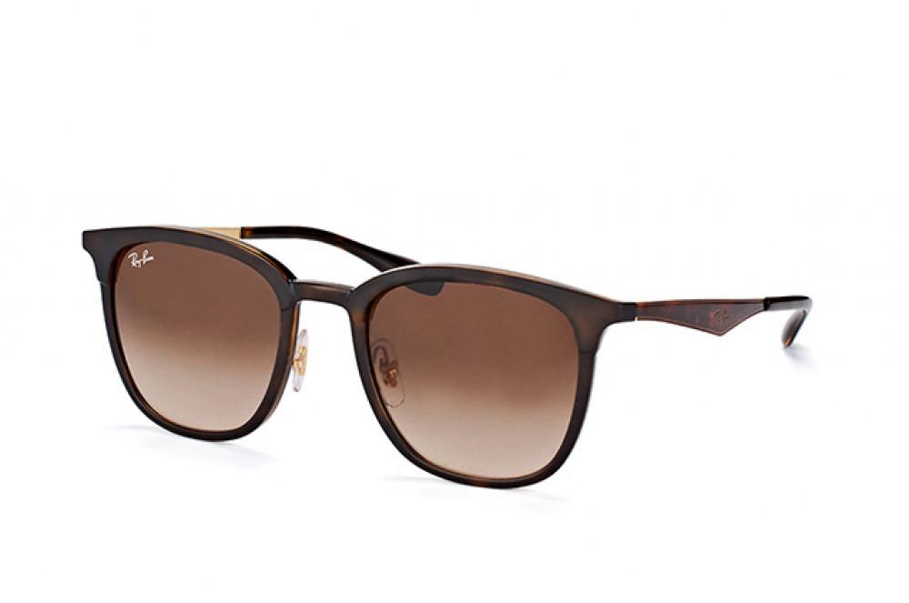 نظارة ريبان شمسية للرجال - لون تايقر - زكي للبصريات
