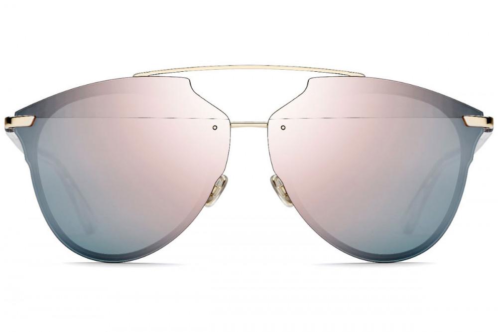 سعر نظارة ديور هوم شمسية للجنسين - كان أي - لون ذهبي - زكي للبصريات