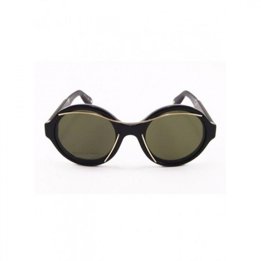 سعر نظارة جيفنشي شمسية للرجال - شكل دائري - لون أسود - زكي للبصريات