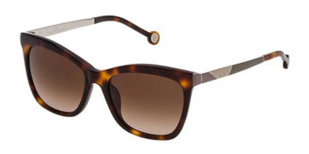 نظارات كارولينا شمسيه للنساء - شكل مستطيل - لون تايجر - زكي