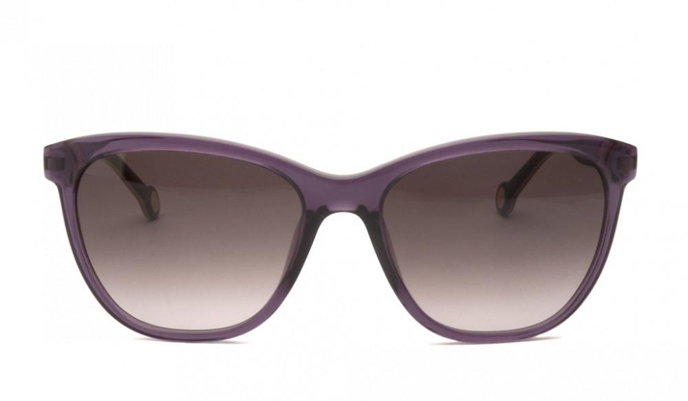 افضل نظارات كارولينا شمسية للنساء - شكل مربع - لون بنفسجي - زكي