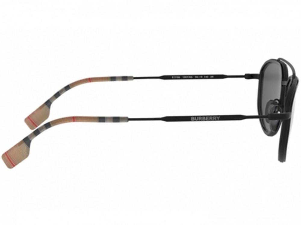 نظارة بربري شمسية للرجال - شكل غير منتظم - لونتسود - زكي للبصريات