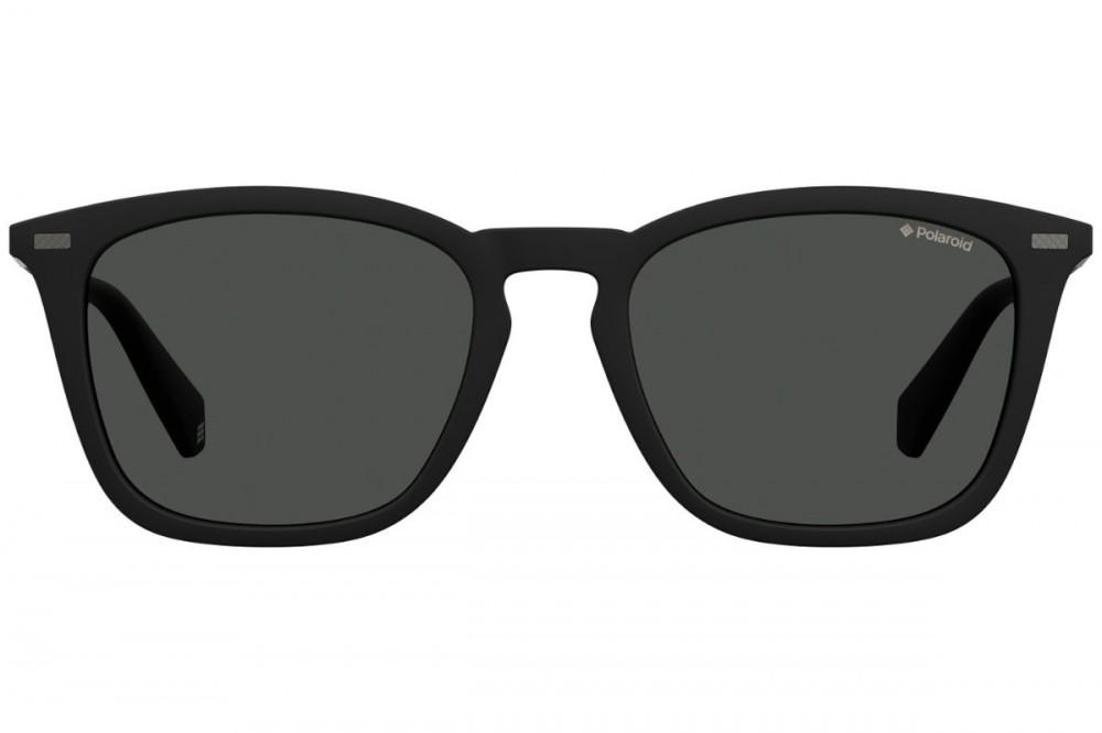 افضل نظارة بولارويد شمسية للجنسين - شكل واي فيرر - لون أسود - زكي للبص