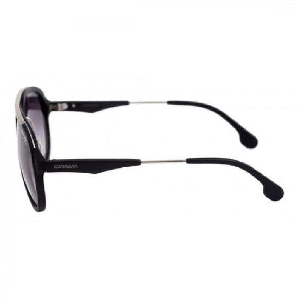 نظارة كاريرا شمسيه للرجال - الشكل افياتور - اللون اسود - زكي للبصريات