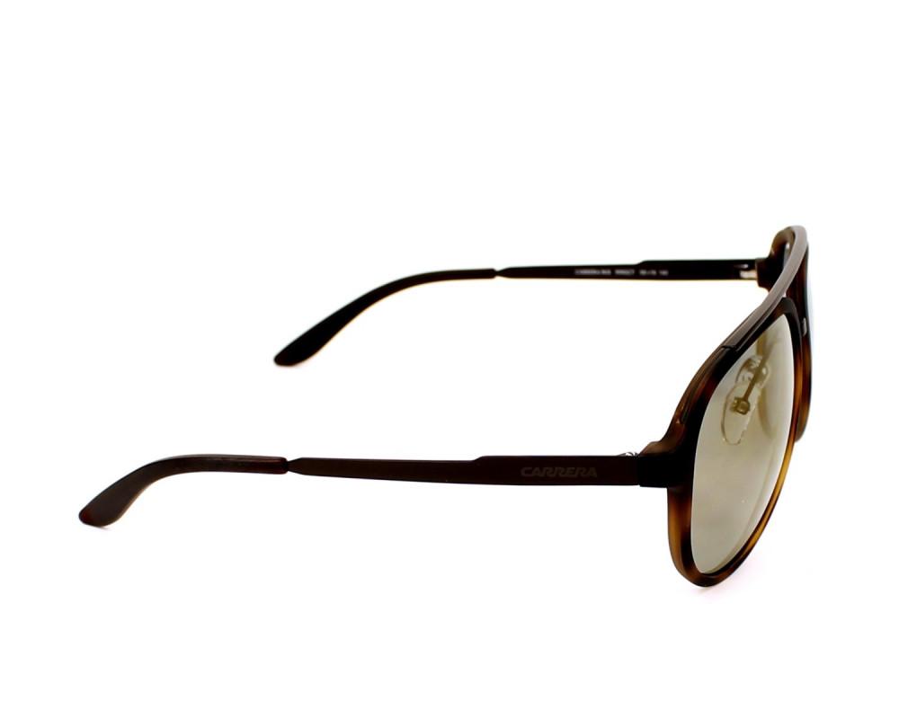 شراء نظارة كاريرا شمسية للرجال - شكل افياتور - لون تايقر - زكي للبصريا