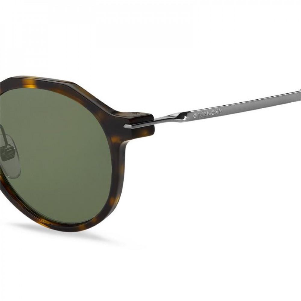 افضل نظارة جيفنشي شمسية للجنسين - شكل دائري - لون تايقر - زكي للبصريات
