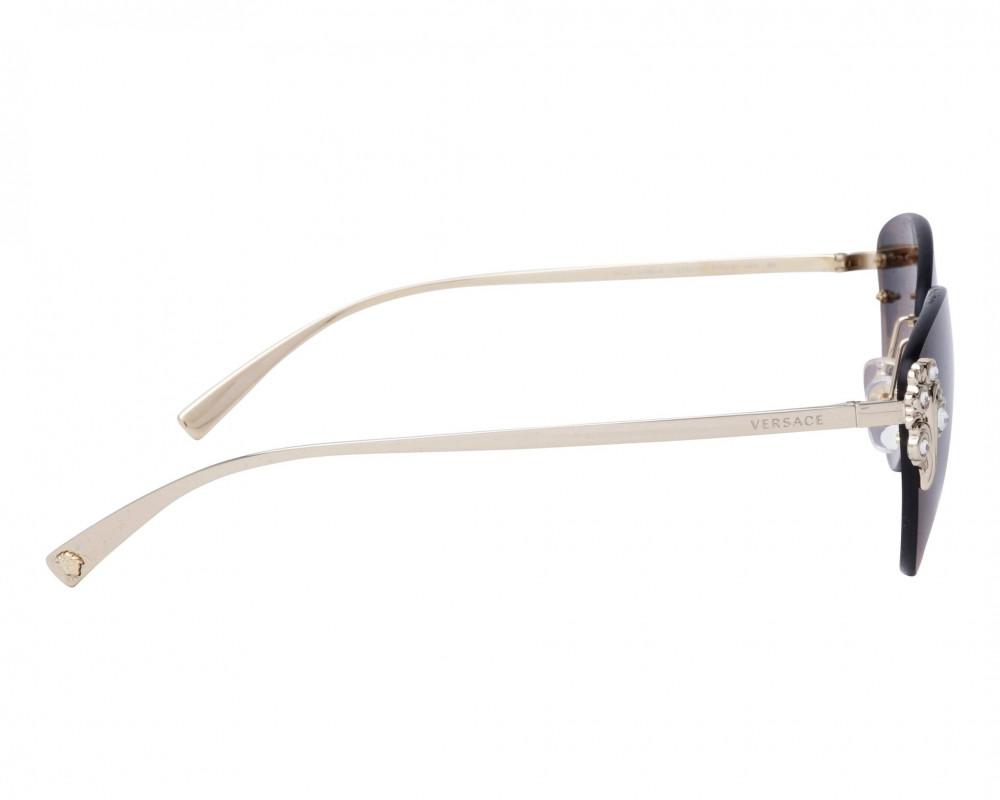 سعر نظارات شمسية نسائية فرزاتشي - كات اي - لون ذهبي - زكي للبصريات