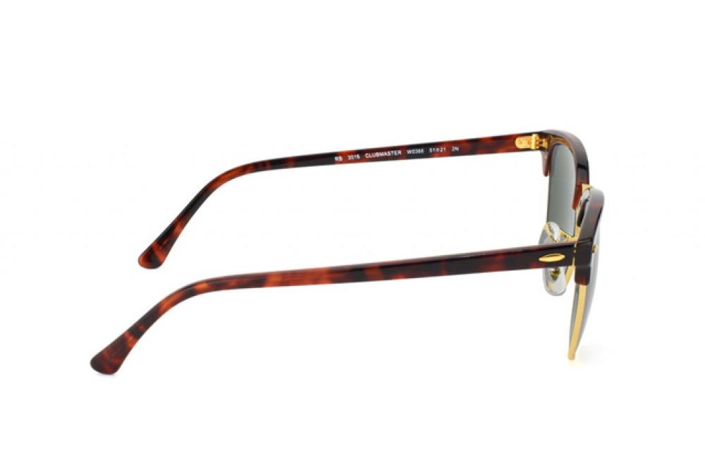 افضل نظارة ريبان شمسية للرجال - شكل واي فيرر - لون تايقر - زكي للبصريا