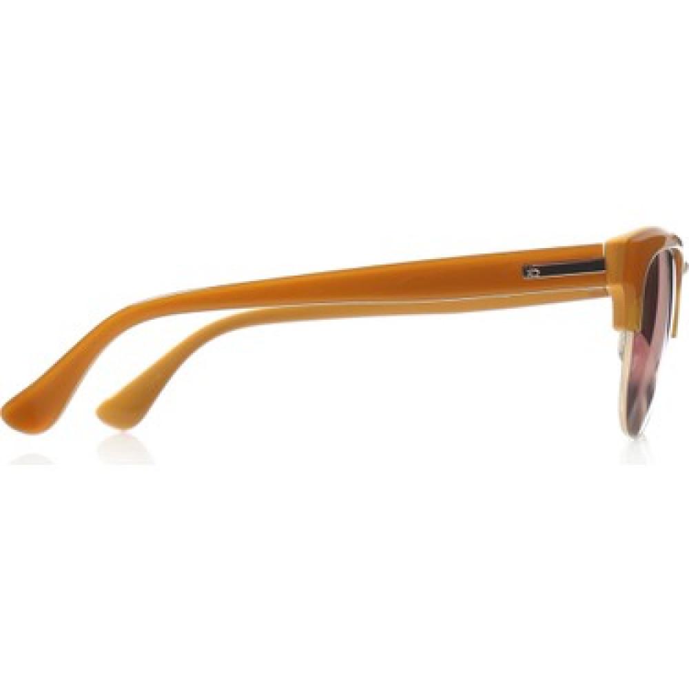 شراء نظارة شمسية كالفن كلاين للنساء - شكل كات أي - لون أصفر - زكي